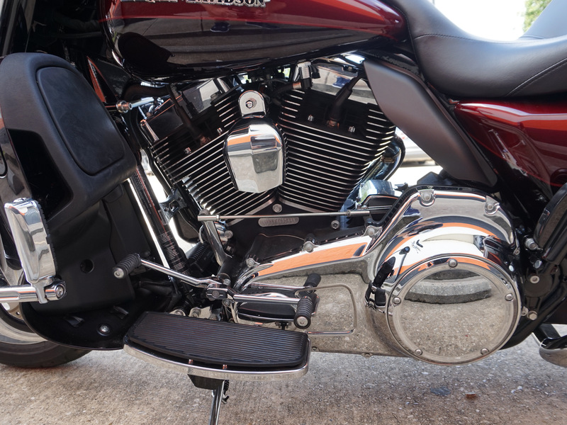 Pre-Owned 2015 Harley-Davidson Ultra Limited Low FLHTKL